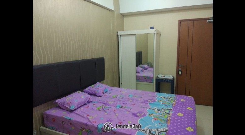 bedroom Green Lake View Apartment Studio Fully Furnished