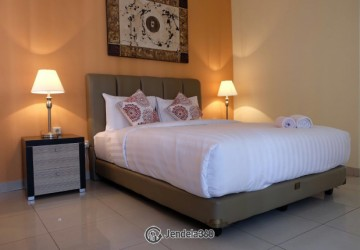 Taman Rasuna Apartment 3BR Fully Furnished