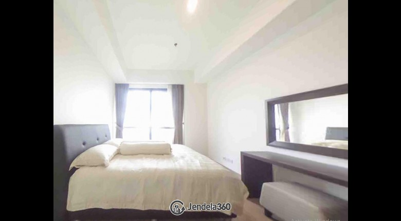 bedroom Apartemen 1 Park Avenue 2BR Fully Furnished