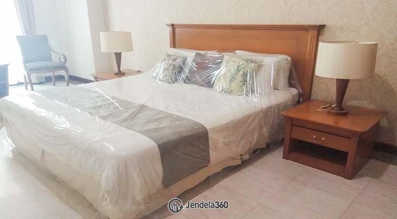bedroom Casablanca Apartment 2BR Fully Furnished