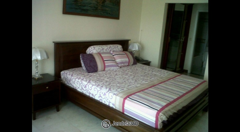 bedroom Apartemen Permata Gandaria Apartment