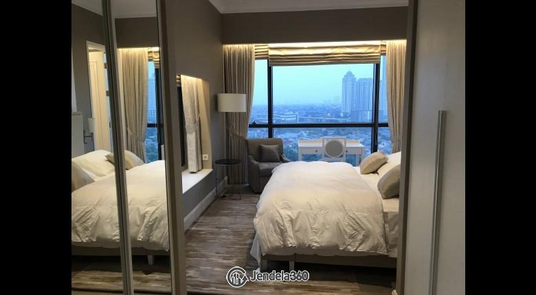 bedroom Apartemen 1 Park Avenue