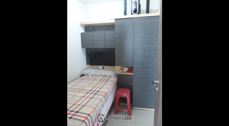 bedroom Sunter Icon 2BR View city&pool Apartment