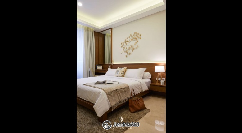 bedroom Pondok Indah Residence Apartment