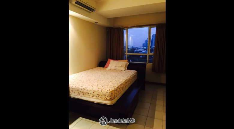 bedroom Marbella Kemang Residence Apartment 2BR Fully Furnished