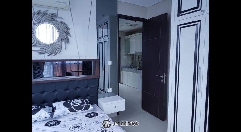 bedroom GP Plaza Apartment 2BR Tower 1