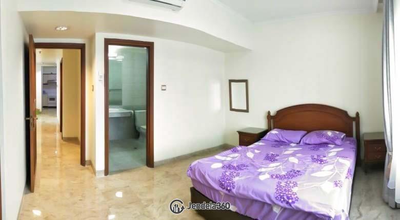 Bedroom Apartemen Ambassador 1 Apartment