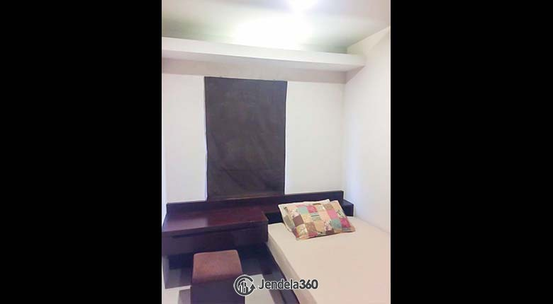 Bedroom Apartemen Cosmo Mansion - Thamrin City