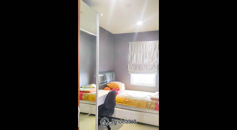 Bedroom Thamrin Residence Apartment