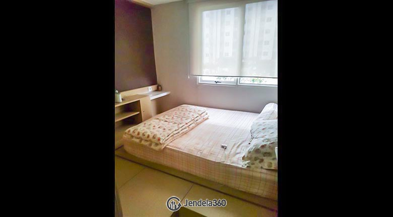Bedroom Apartemen Sky Terrace Apartment