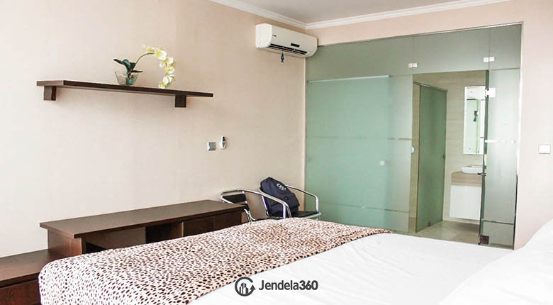 Bedroom Ancol Mansion Apartment Apartment