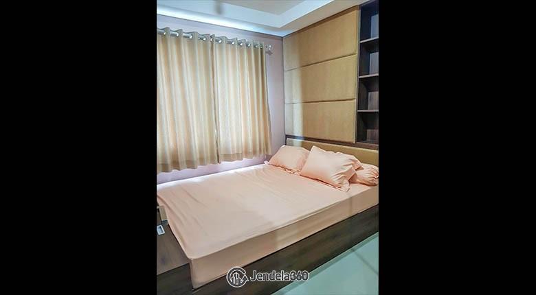 Bedroom Apartemen Sky Terrace Apartment