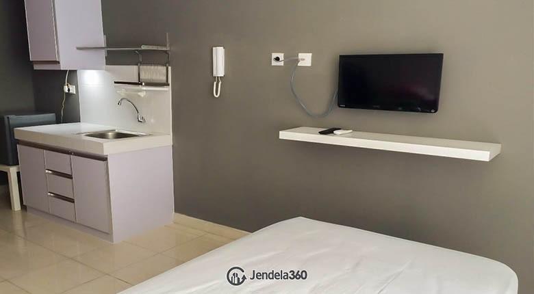 Bedroom Apartemen Cinere Bellevue Suites