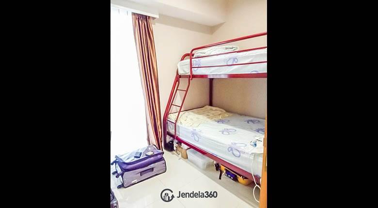 bedroom The Mansion Kemayoran Bougenville