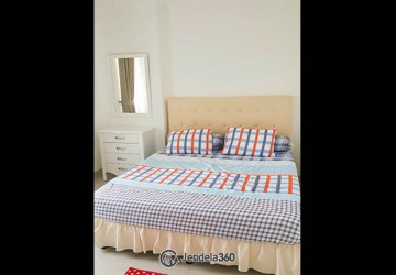 Apartemen Semanggi 1BR Fully Furnished