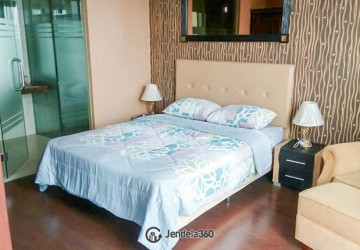 The Mansion Kemang Studio Fully Furnished
