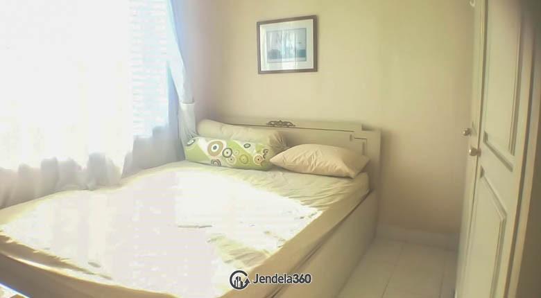 bedroom Apartemen Permata Eksekutif Apartment
