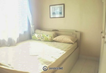 Permata Eksekutif Apartment 2BR Fully Furnished
