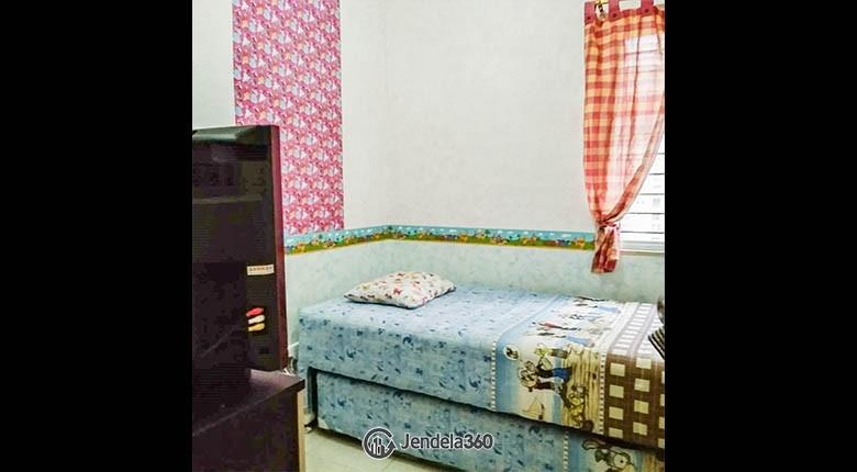 bedroom Mediterania Garden Residence 2 Apartment