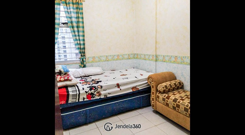 bedroom Apartemen Mediterania Garden Residence 2