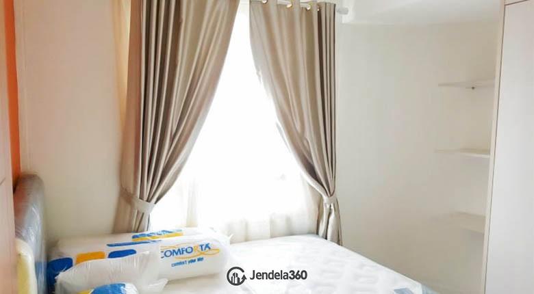 bedroom Cinere Bellevue Suites Apartment