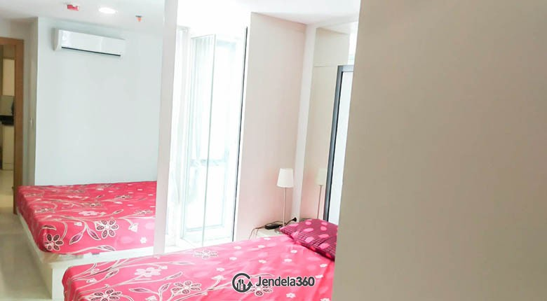 bedroom The Mansion Kemayoran Bougenville