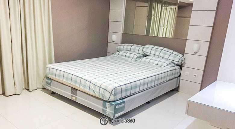 bedroom Apartemen The Mansion Kemayoran Jasmine