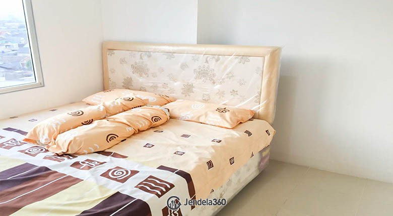 bedroom Bassura City Apartment
