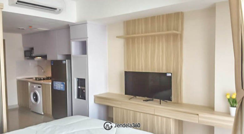 bedroom Apartemen The Oasis Cikarang Apartment