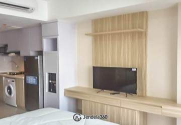 The Oasis Cikarang Apartment Studio Fully Furnished