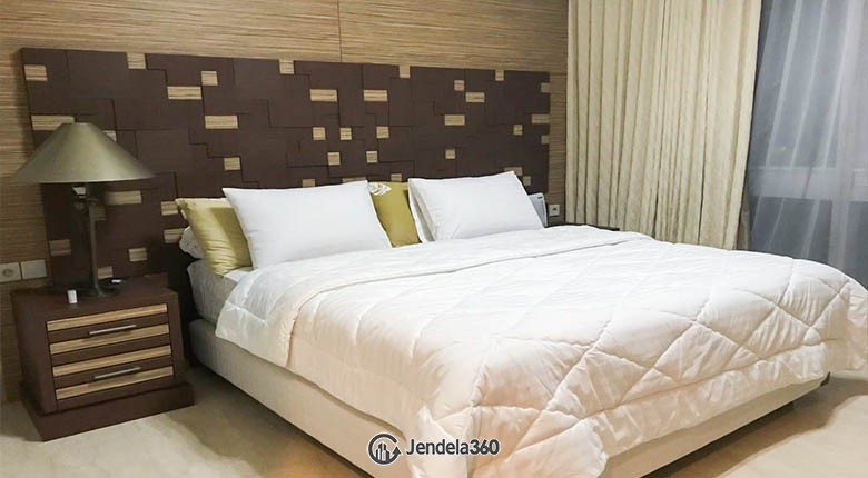 bedroom The Capital Residences