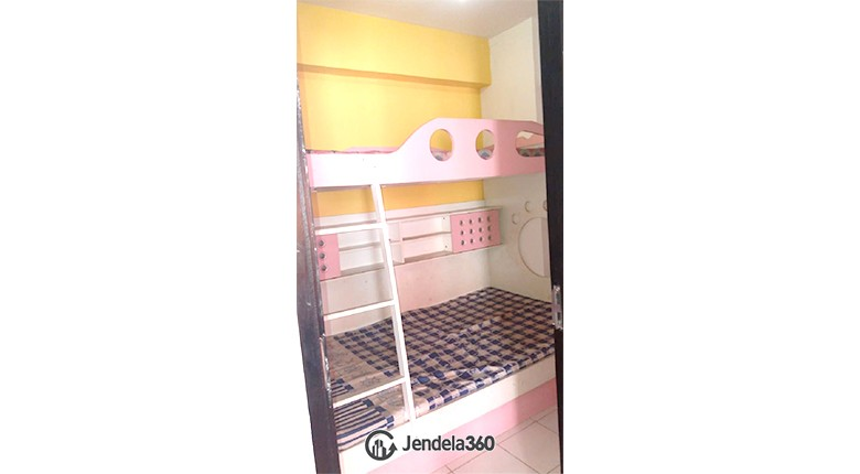bedroom Sentra Timur Residence Apartment
