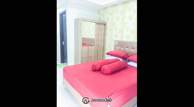 bedroom Apartemen Puri Mansion