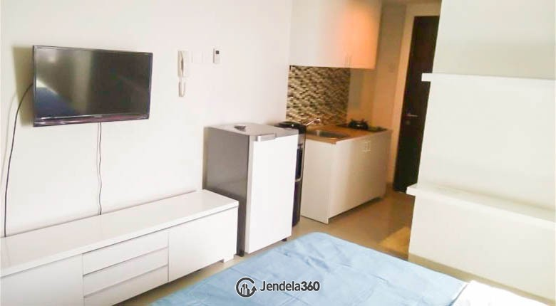 bedroom Apartemen Grand Dhika City Apartment