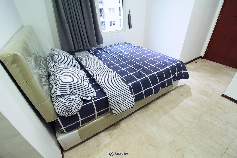 Bedroom Apartemen Royal Mediterania Garden Residence