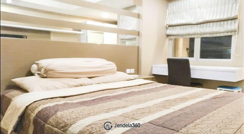 bedroom Sudirman Suites Apartment Apartment