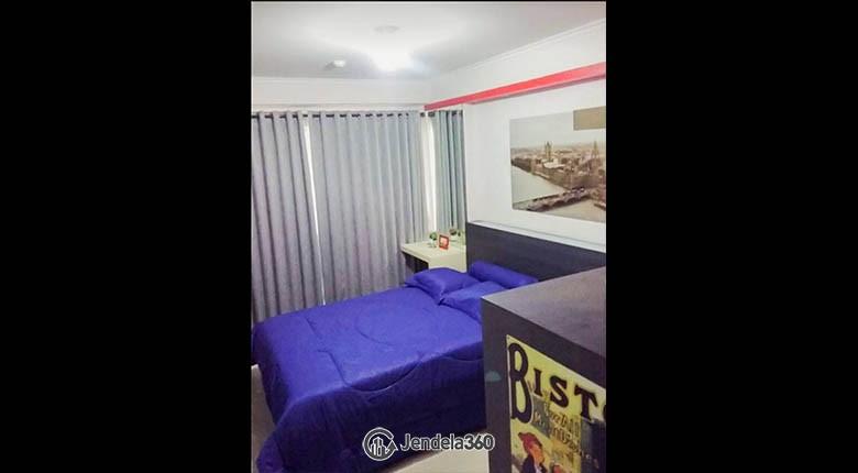 bedroom Apartemen Gateway Apartment Cicadas