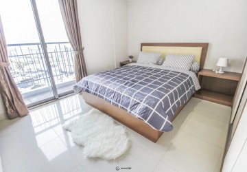 The Mansion Kemayoran Jasmine 1BR View city