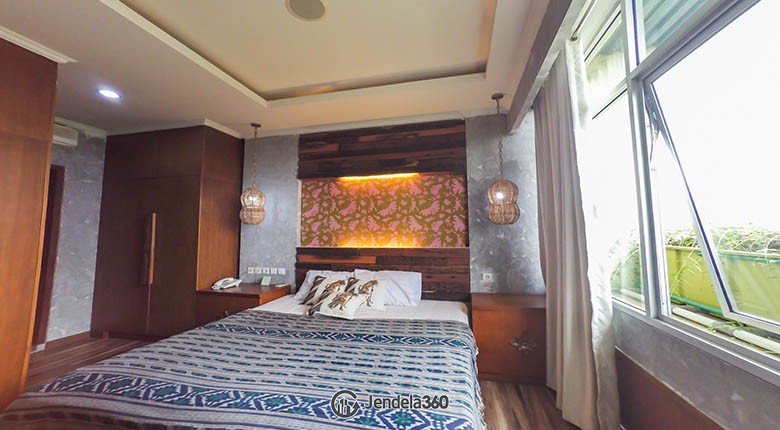 Bedroom Senayan Apartment Apartment