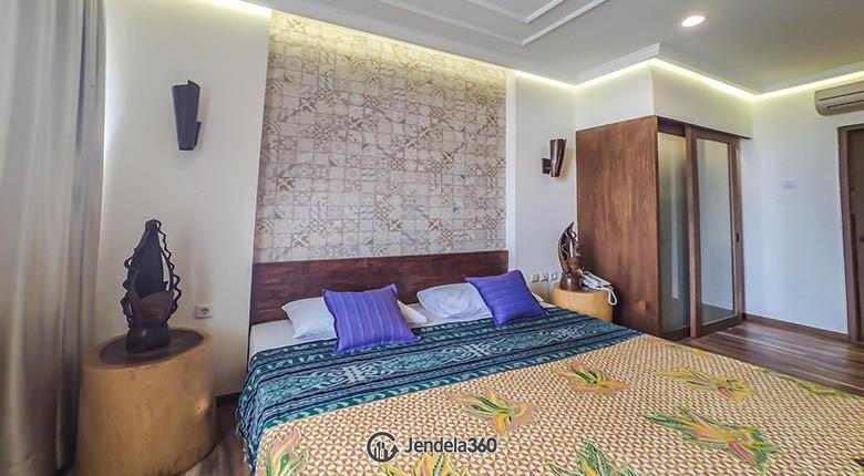 bedroom Apartemen Senayan Apartment
