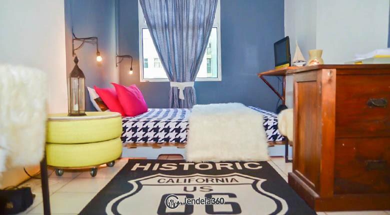 bedroom Pancoran Riverside Apartment Apartment