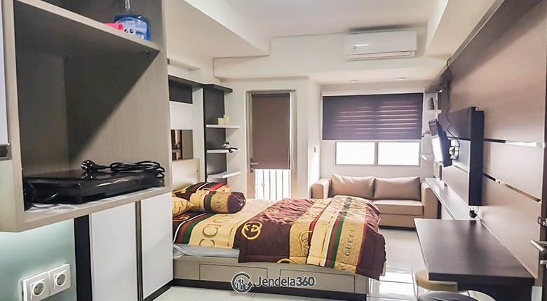 bedroom Apartemen M Square Cibaduyut Apartment