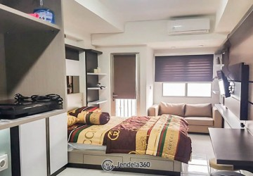 M Square Cibaduyut Apartment Studio Fully Furnished