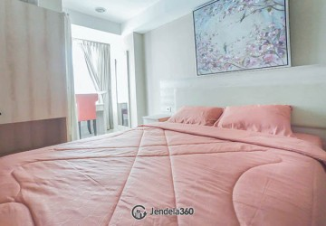 Cinere Bellevue Suites Apartment Studio Fully Furnished