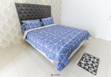 Bassura City Apartment Studio Fully Furnished