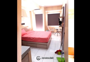 M Square Cibaduyut Apartment Studio View Utara