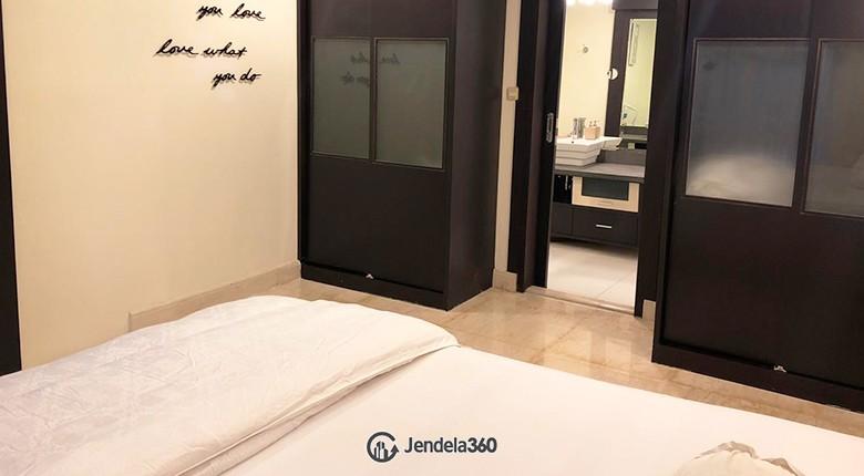 bedroom Apartemen Menteng Executive Apartment