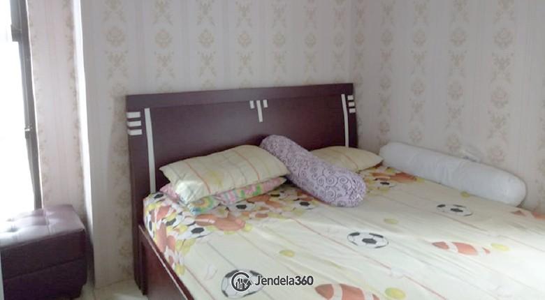 bedroom Apartemen Salemba Residence