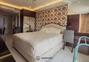 bedroom Apartemen Signature Park Apartment