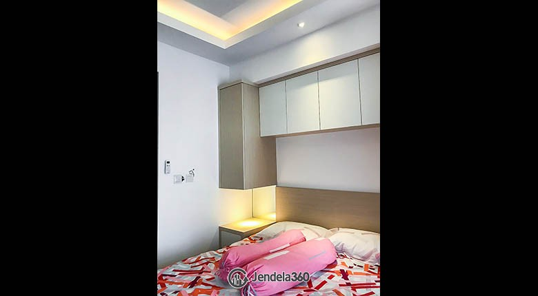 bedroom M-Town Residence Serpong